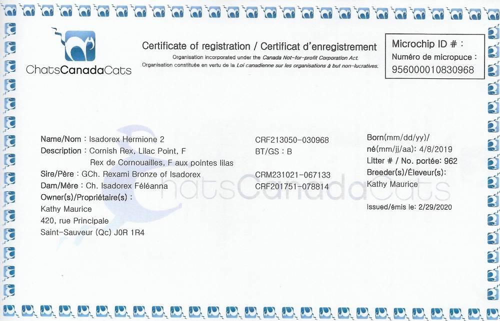 Certificat_enr_CCC_hermione_II